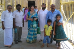 Interaction with Kalaimamani V.Nirmala-நட்பின் சந்திப்பில் வெண்ணிறாடை நிர்மலா